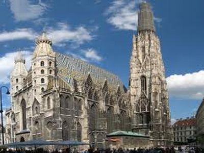 Bécs és híres templomai