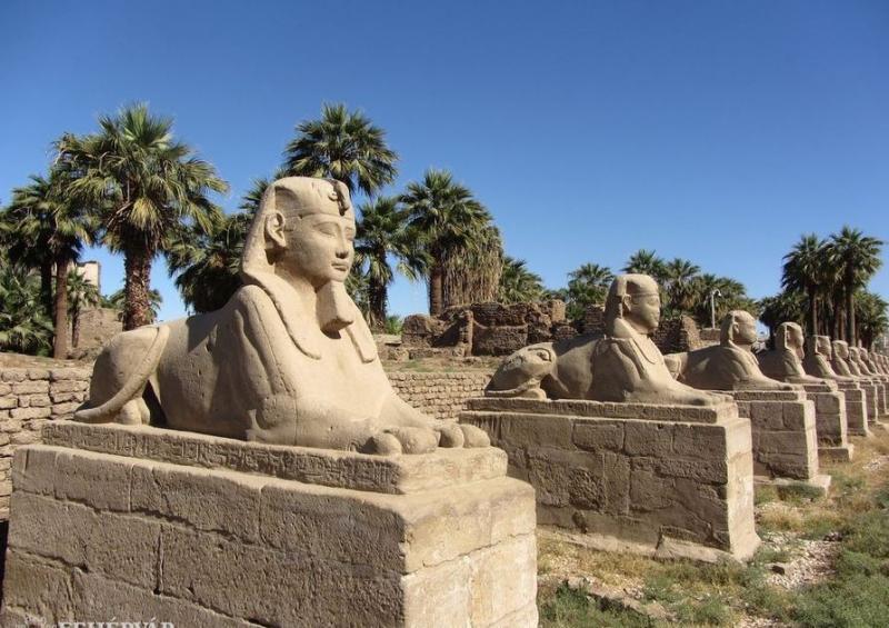 Egyiptom, a Nílus ajándéka II. - Vörös-tengeri pihenéssel