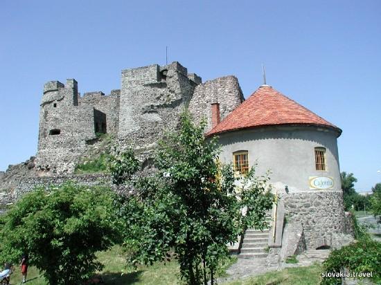 Selmecbánya - Szentantal - Léva