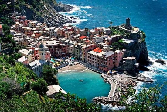 Toszkána, Cinque Terre, Tengerparti Mesés Nyaralás Elba-szigétn