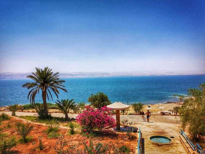 Holt-tengeri Üdülés Jordániában