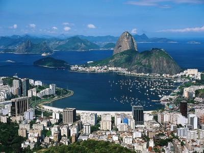 Brazília - Paraguay - Argentína - Chile - Bolívia - Peru, Uruguay-i látogatással