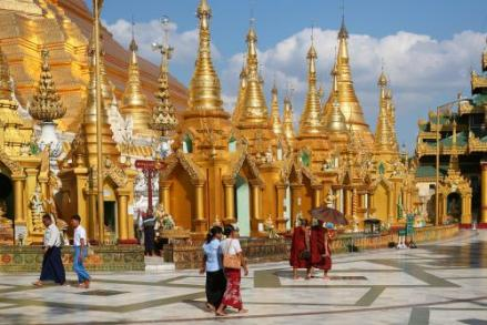 Burmai drágakövek - Mianmari Nagykörút