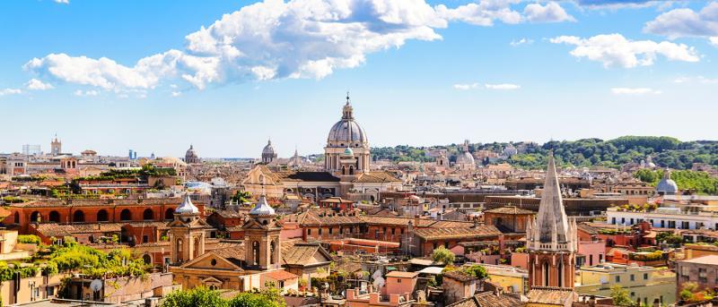 Tavaszköszöntő Rómában - repülővel