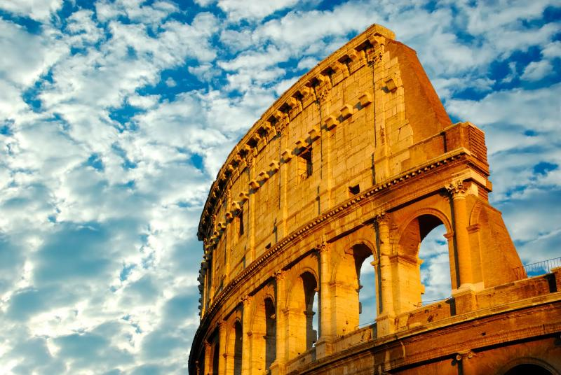 Római utazás repülővel|2