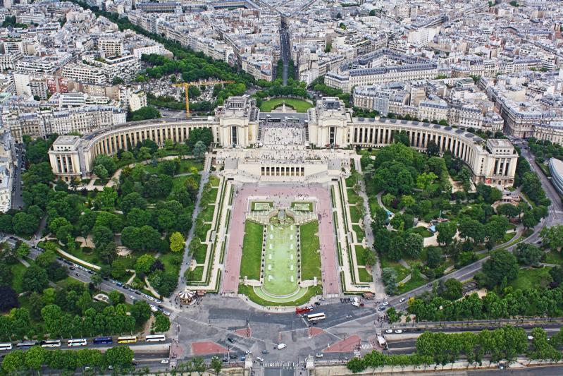 Utazás repülővel idegenvezetővel Párizsba