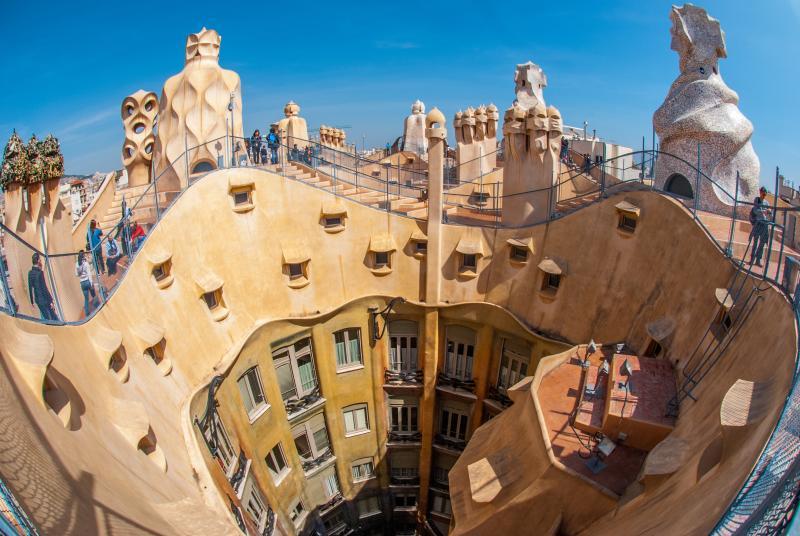 Tavaszköszöntő Barcelonában - repülővel