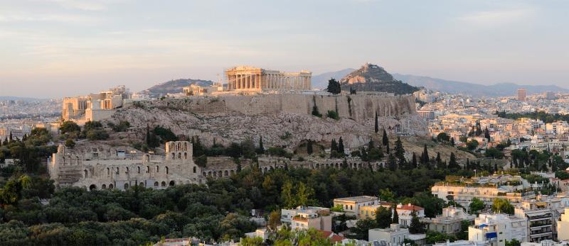 Athén repülővel|9