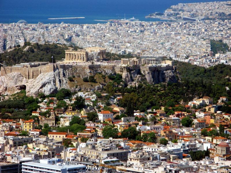 Athén repülővel|11