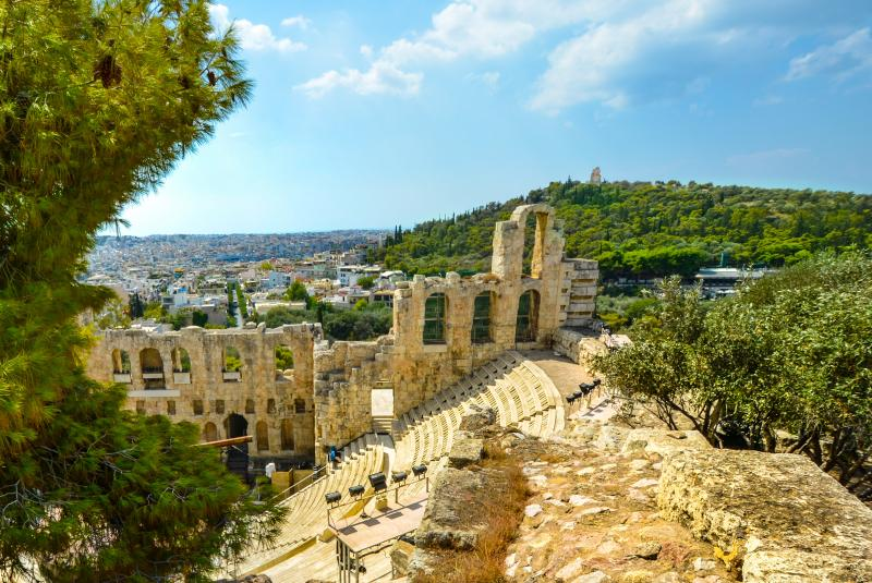 Athén repülővel|7