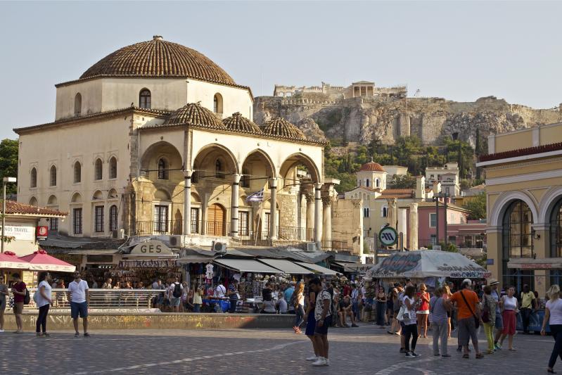 Athén repülővel|5