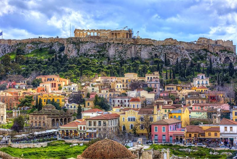 Athén repülővel|10
