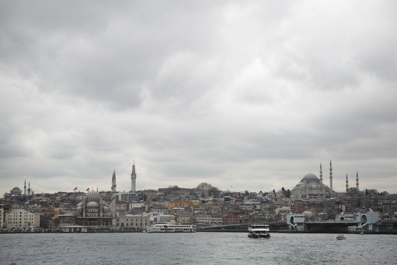 Isztambul látványa