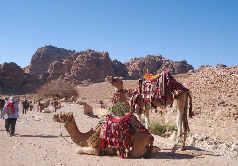 Körutazás Jordániában, kirándulással Jeruzsálembe