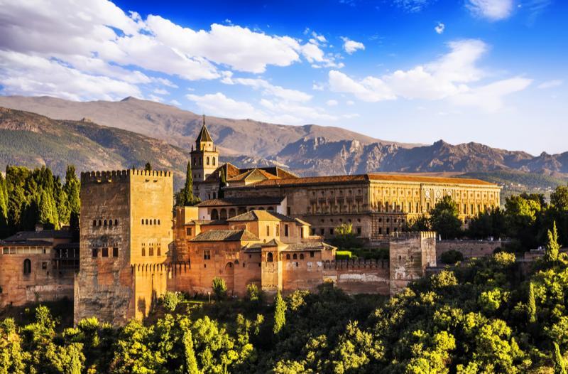 Andalúzia csodás kincsei