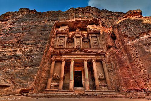 Izrael - Jordán körutazás