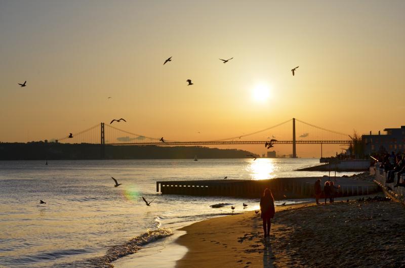 Hosszú hétvége Lisszabonban 2021