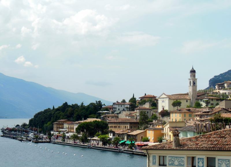 Tengerparti pihenés Olaszországban|3