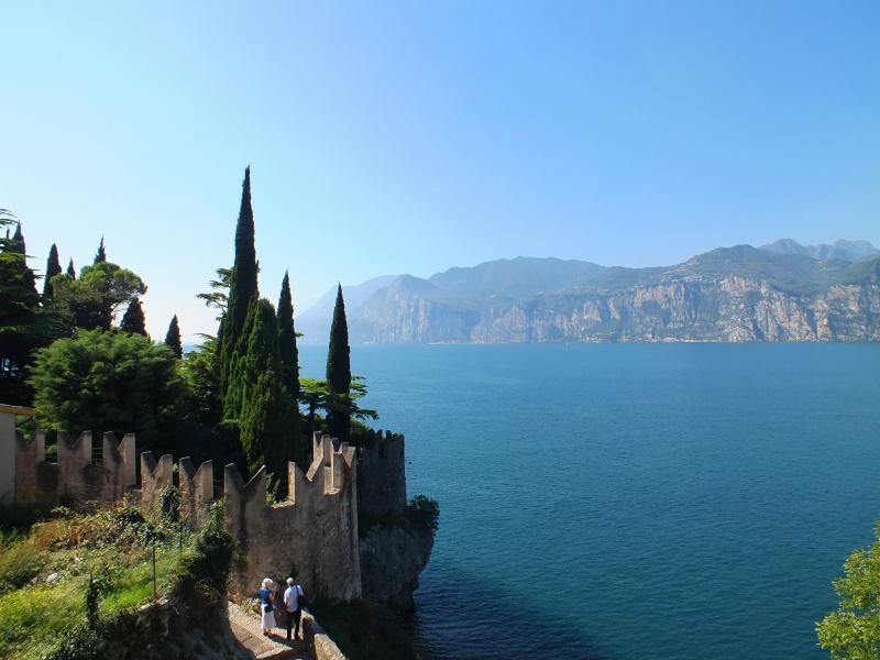 Tengerparti pihenés Olaszországban|9