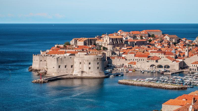 Horvátország látképe|14
