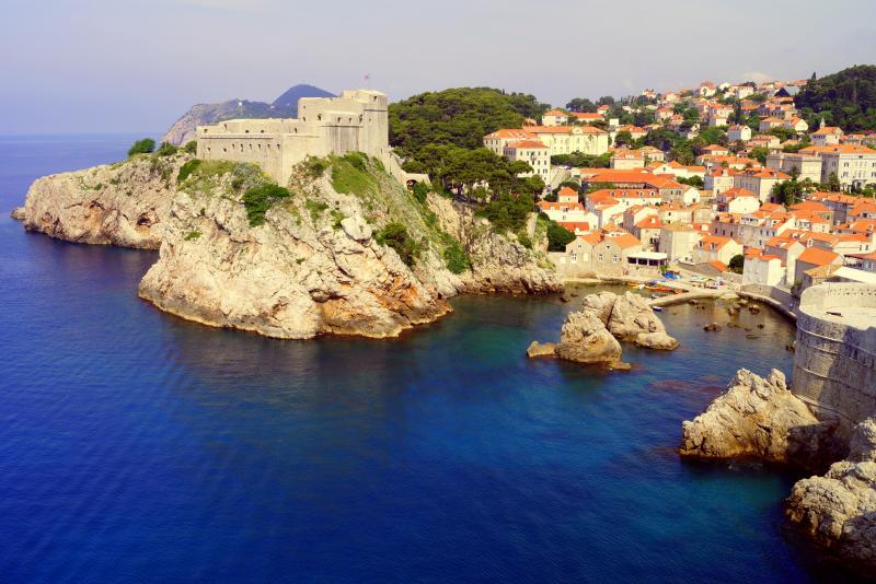 Horvátország látképe|13