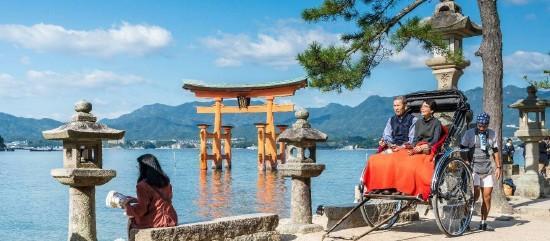 Japán ősszel és a Japán alpok
