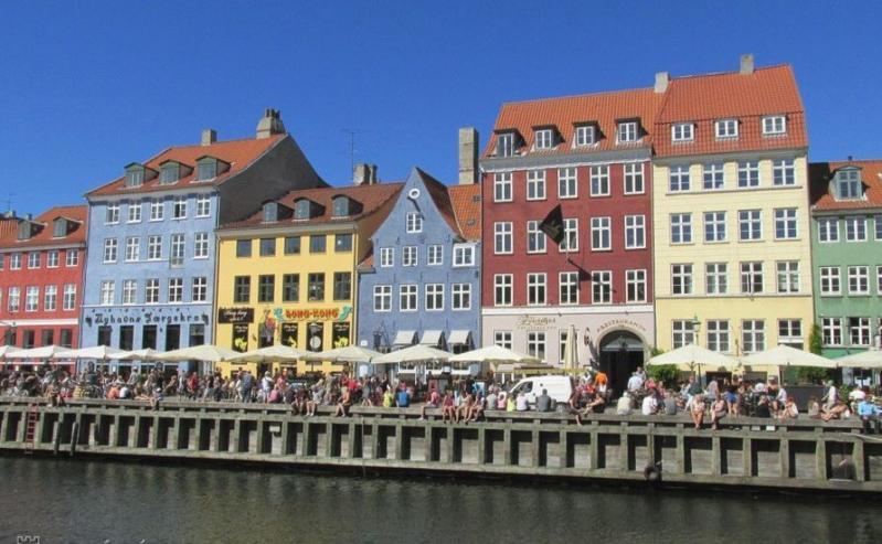Észak Párizsa, Koppenhága: Mini körút Dániában