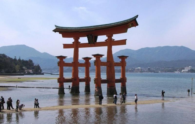 Japán a Felkelő Nap országa