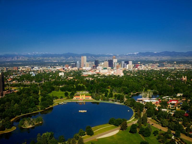Colorado Hegyvidéki Városai