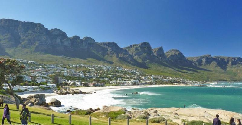 Dél Afrika, a Szivárványország