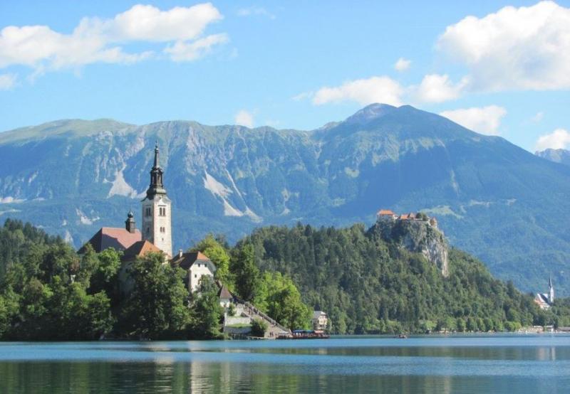 Szlovénia - az Alpok napos oldala I.