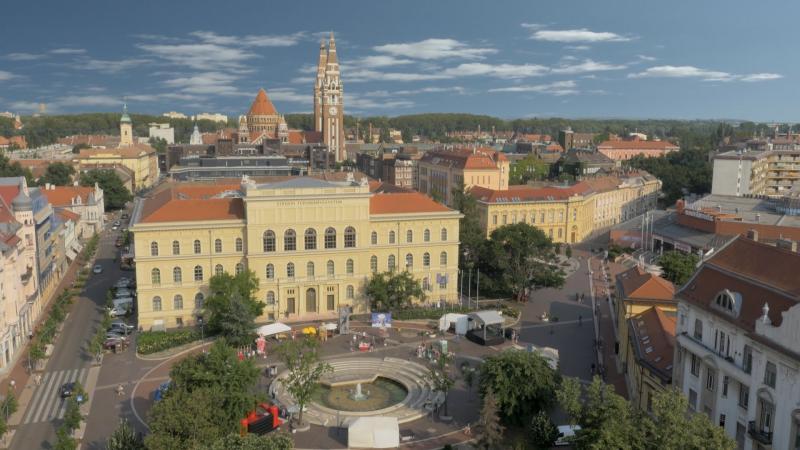 Szeged és Ópusztaszer - Hazánk és irodánk a kezdetektől napjainkig 2021