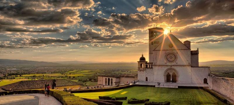 Umbria - csoportos városlátogatás