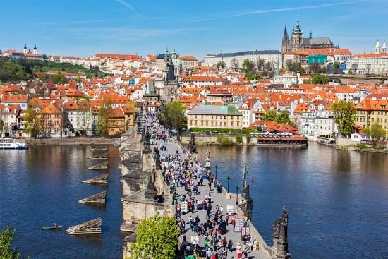 Arany Prága: Pozsony - Karlovy Vary - Kutna Hora