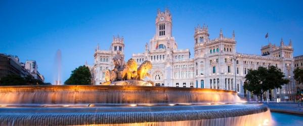 Városlátogatás repülővel: Madrid