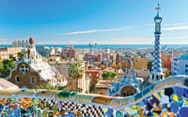Városlátogatás repülővel: Barcelona