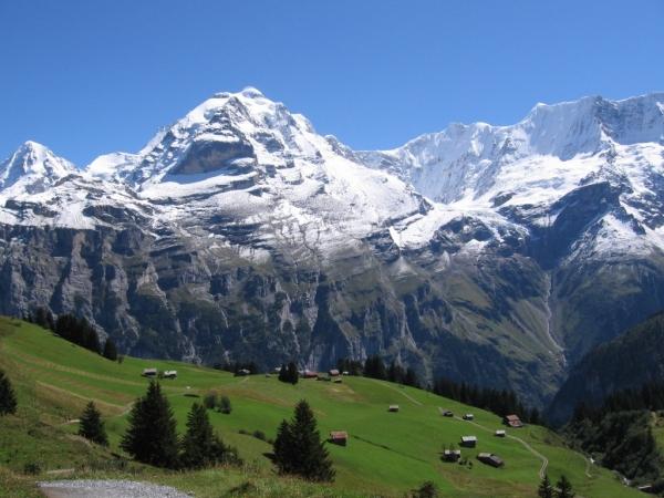 Svájc, az Alpok országa ***
