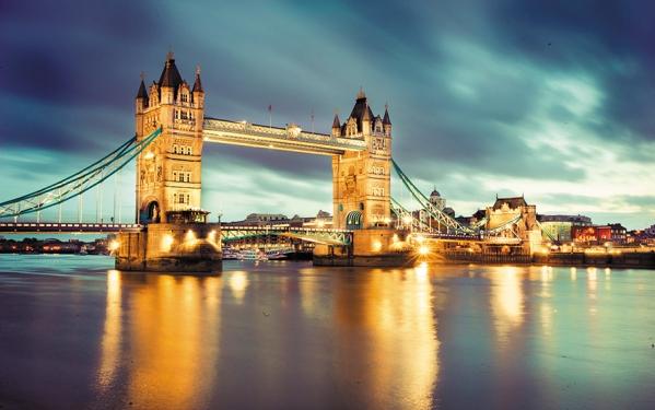 Városlátogatás repülővel: London