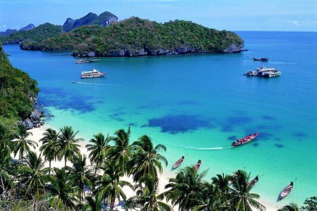 Szilveszteri pihenés és körutazás Thaiföldön - csoportos körutazás tengerparti pihenéssel