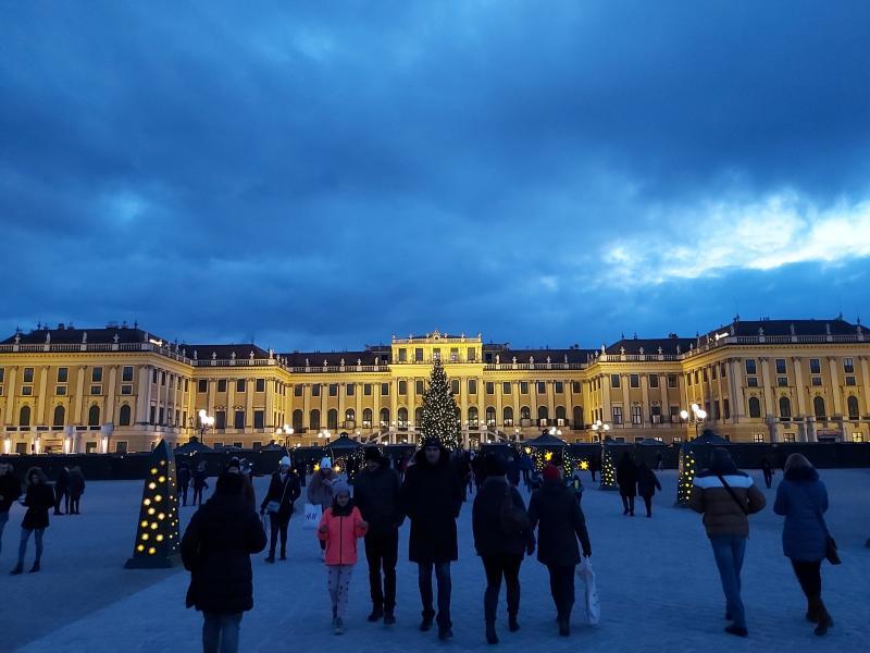 Advent Bécsben Szolnokról 2020.december 5,12,19