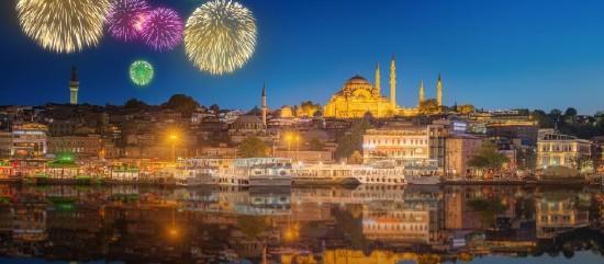 Isztambuli szilveszter