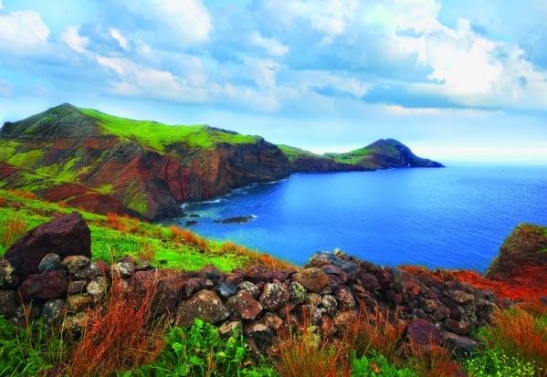 Madeira, az Atlanti-óceán virágoskertje és az örök tavasz szigete