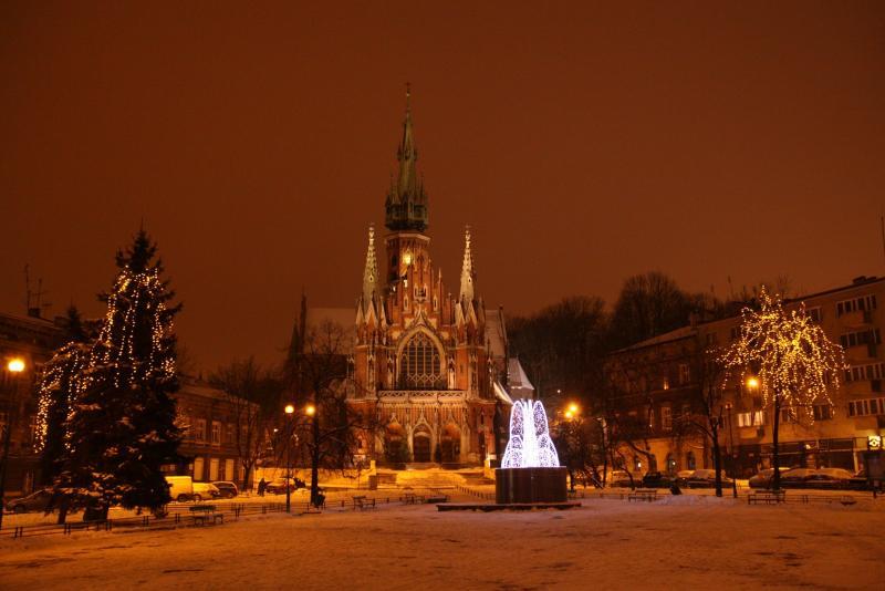Krakkó karácsonykor