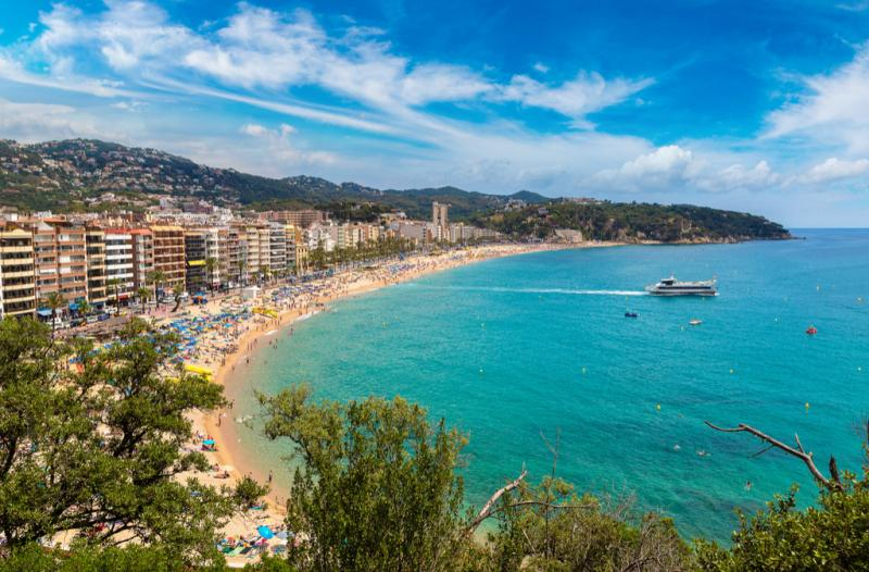 Costa Brava, nyaralás katalán földön
