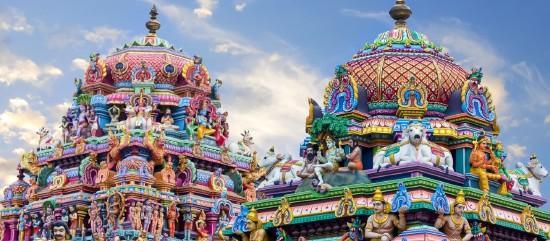 Lenyűgöző Dél-India