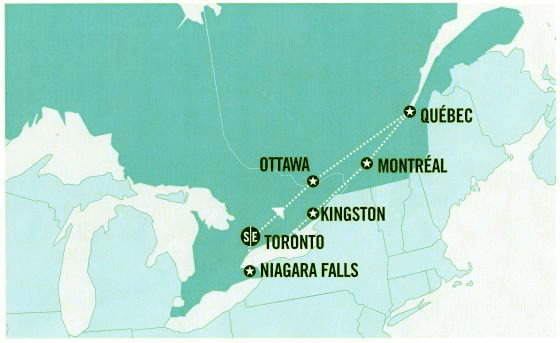 EASTERN CANADA EXPLORER - Fly & Drive program