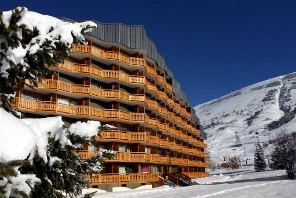 Les Residences 2 Alpes Apartmanok 1650m **