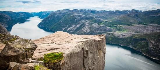 Norvégia legszebb tájai