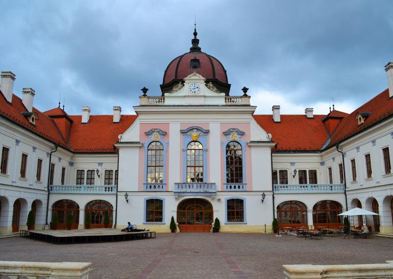 Gödöllő - Grassalkovich-kastély
