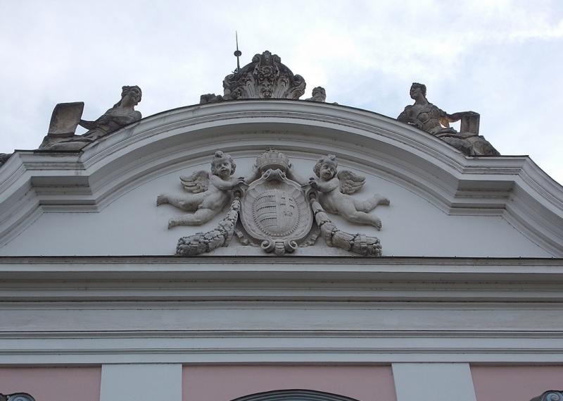 Gödöllő - Grassalkovic-kastély | Homlokzat